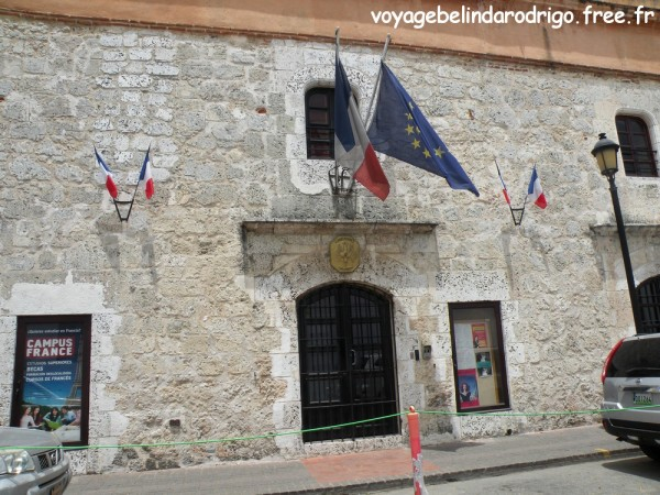 Ambassade de France - Santo Domingo