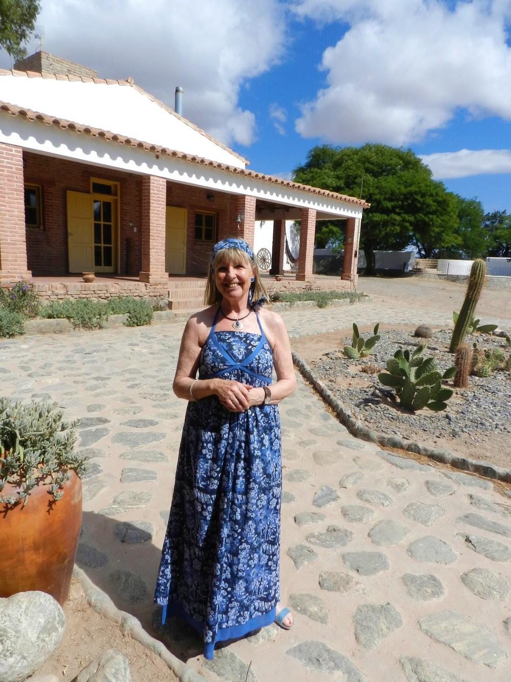 Anne - La Vaca Tranquila - San Carlos