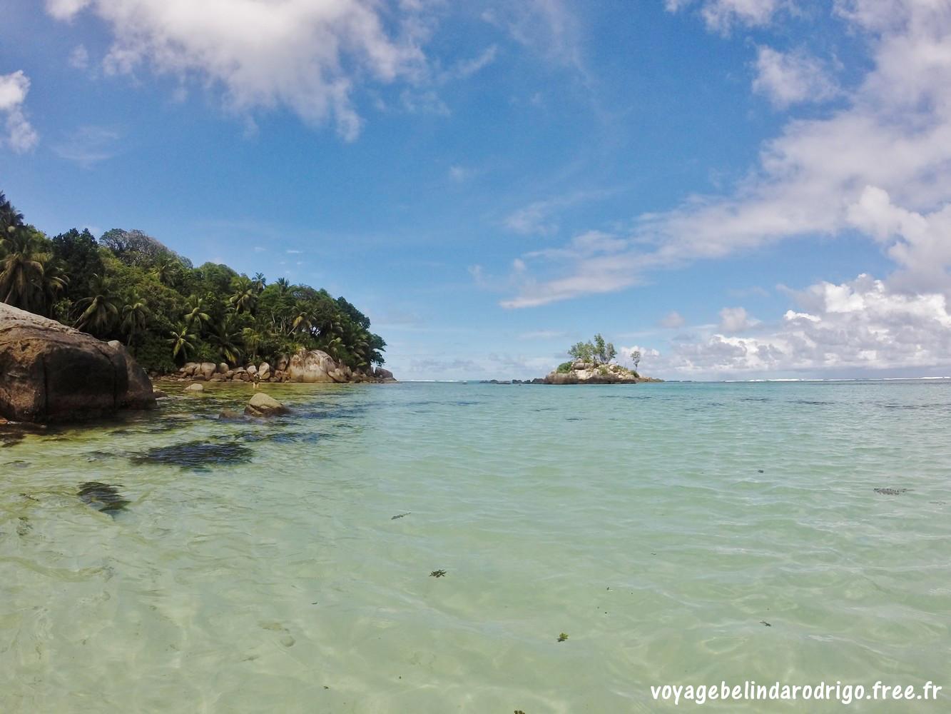 Anse Royale et Ile Souris - Mahé