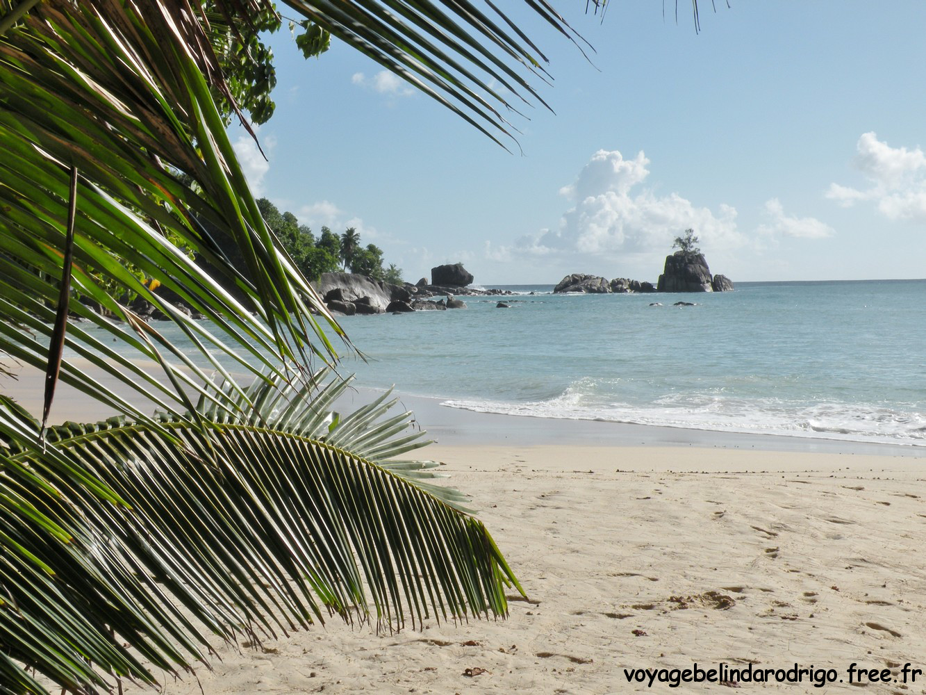 Anse Soleil - Mahé