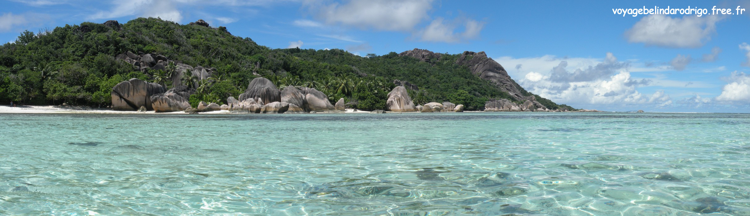 Anse Source d'Argent - La Digue (1)