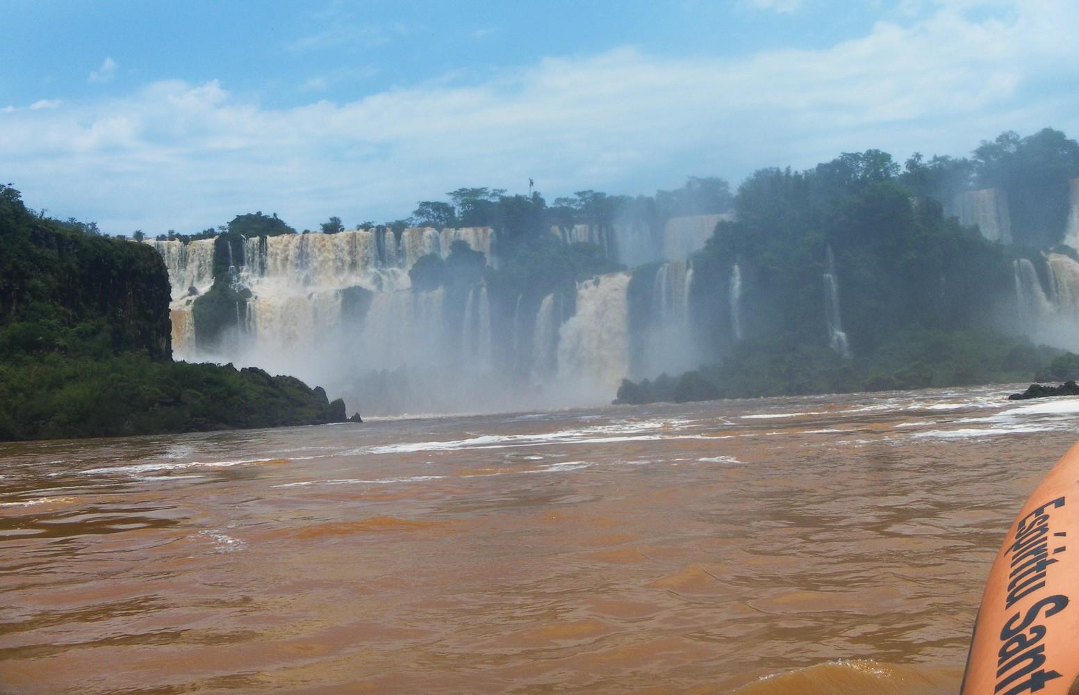 Aventura Náutica –- Parque Nacional Iguazú