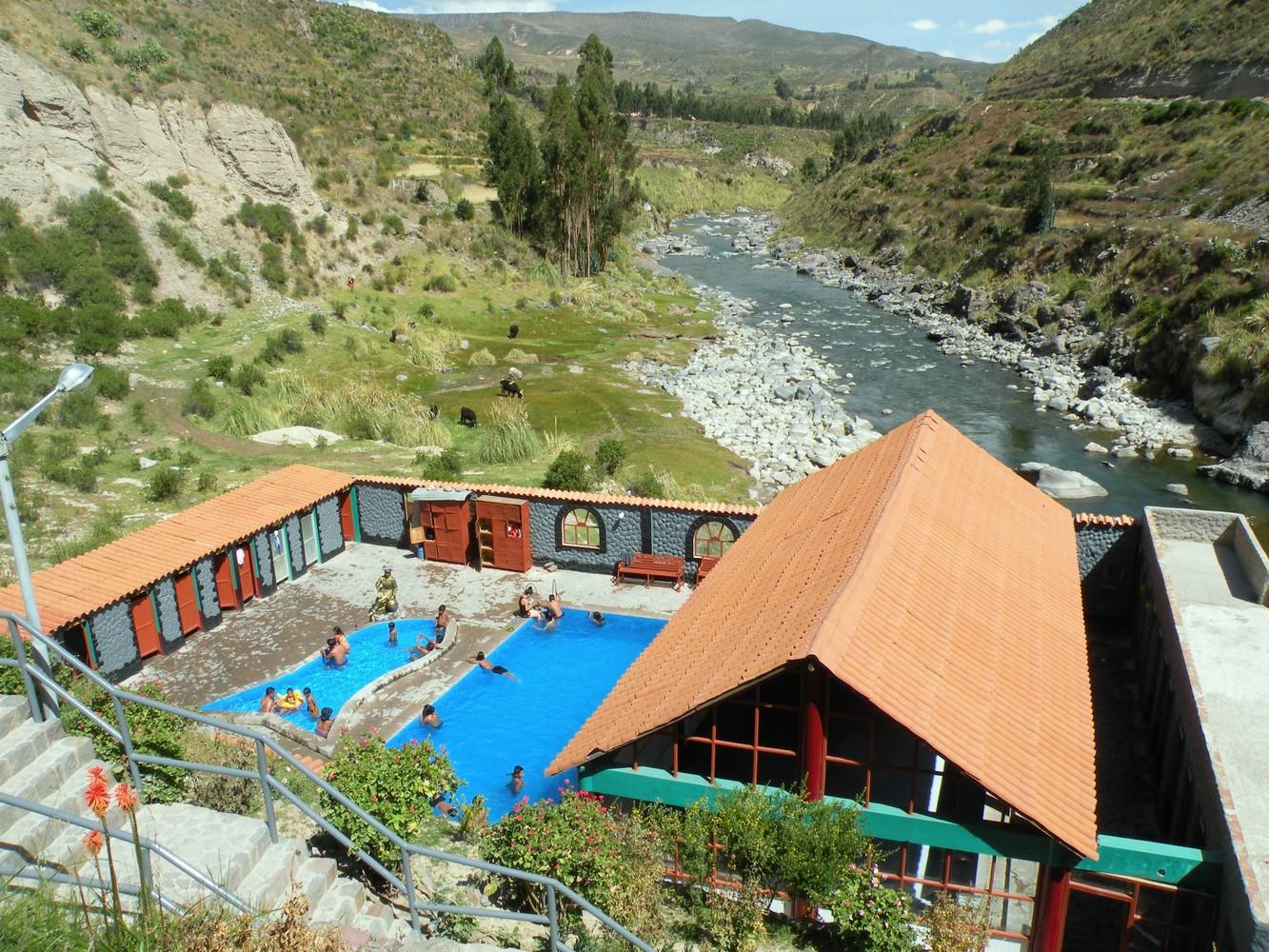 Baños Termales Chacapi