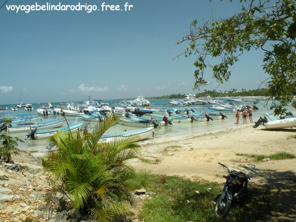 Baie Bateaux - Plage publique - Bayahibe