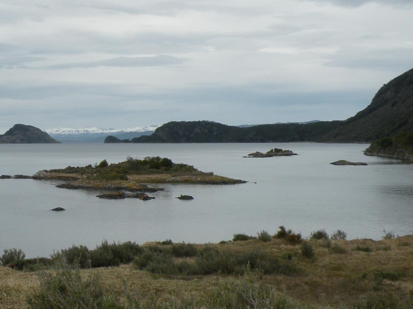 Baie Lapatia - Parc Terre de Feu