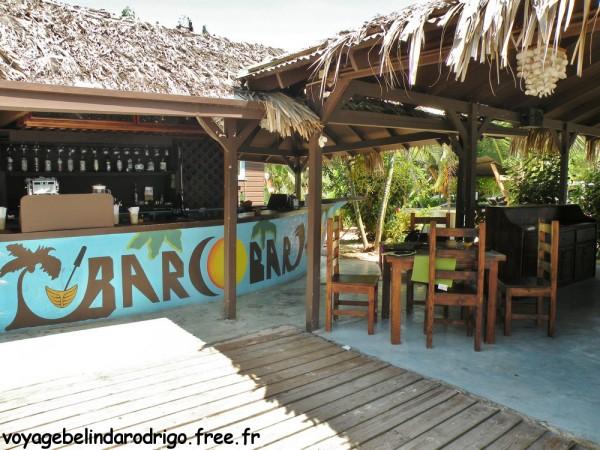 BarcoBar - Bayahibe