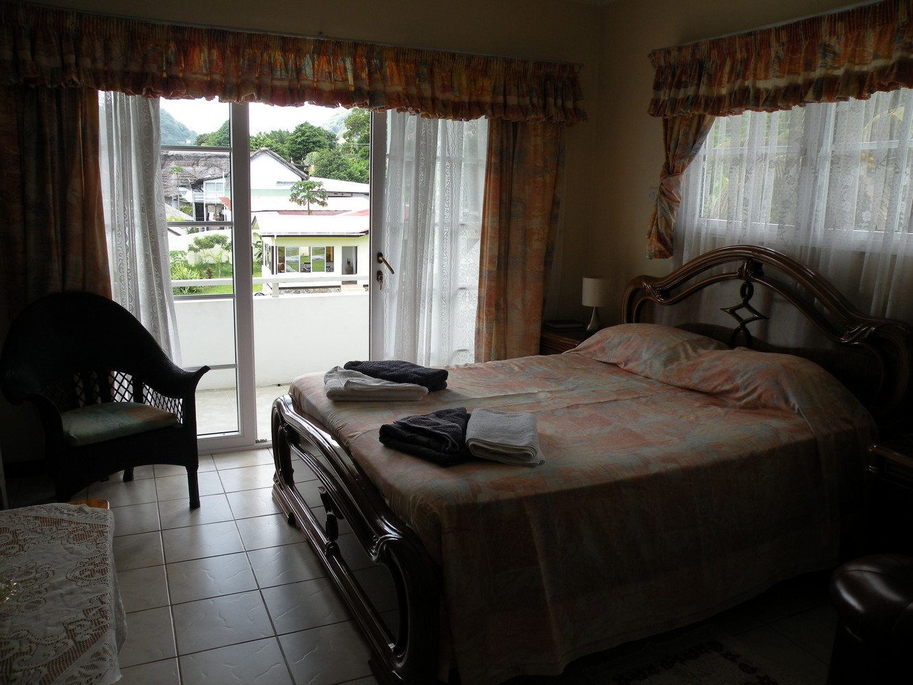 Beach Cottages - Colonial Cottage - Chambre