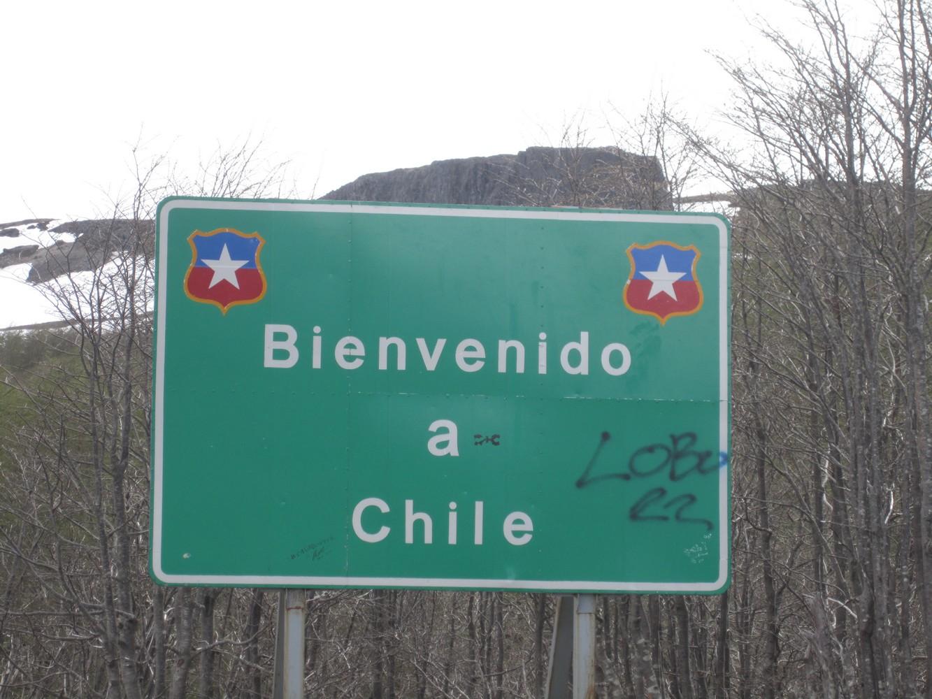 Bienvenue au Chili
