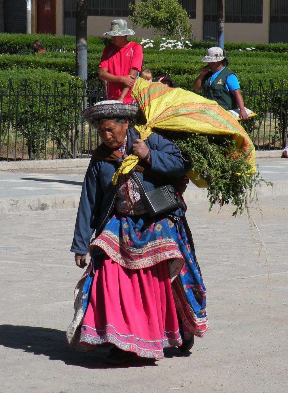 Cabanaconde - Cañon del Colca