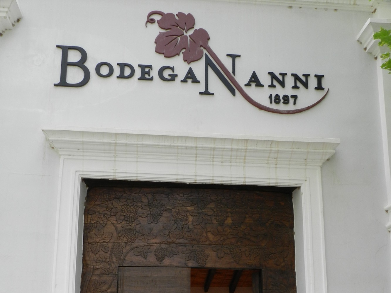 Cafayate - Bodega Nanni
