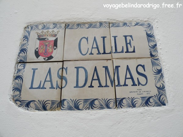 Calle Las Damas - Santo Domingo