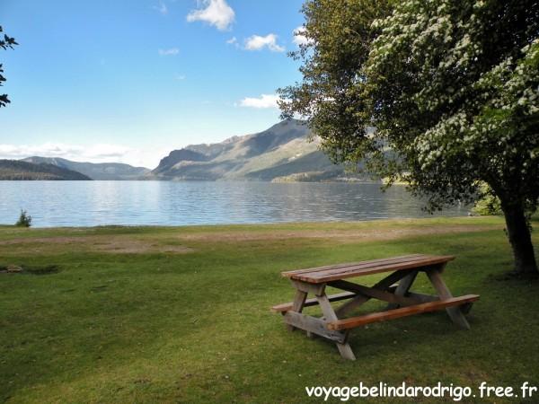 Camping Los Baqueanos - Lac Gutierrez
