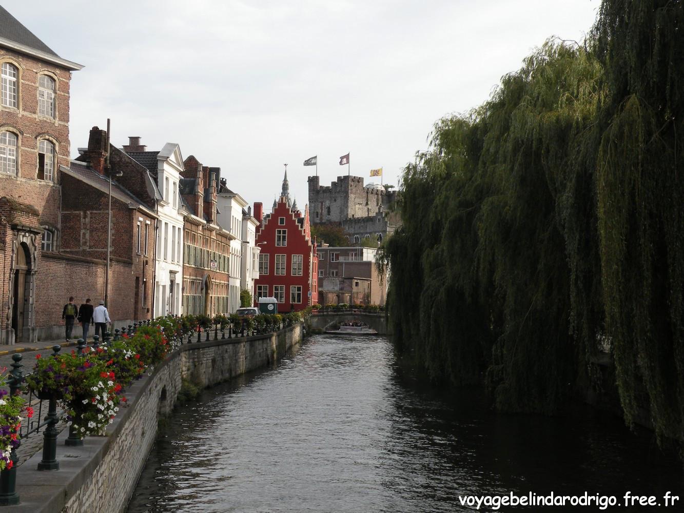Canal Handelsdok - Gand