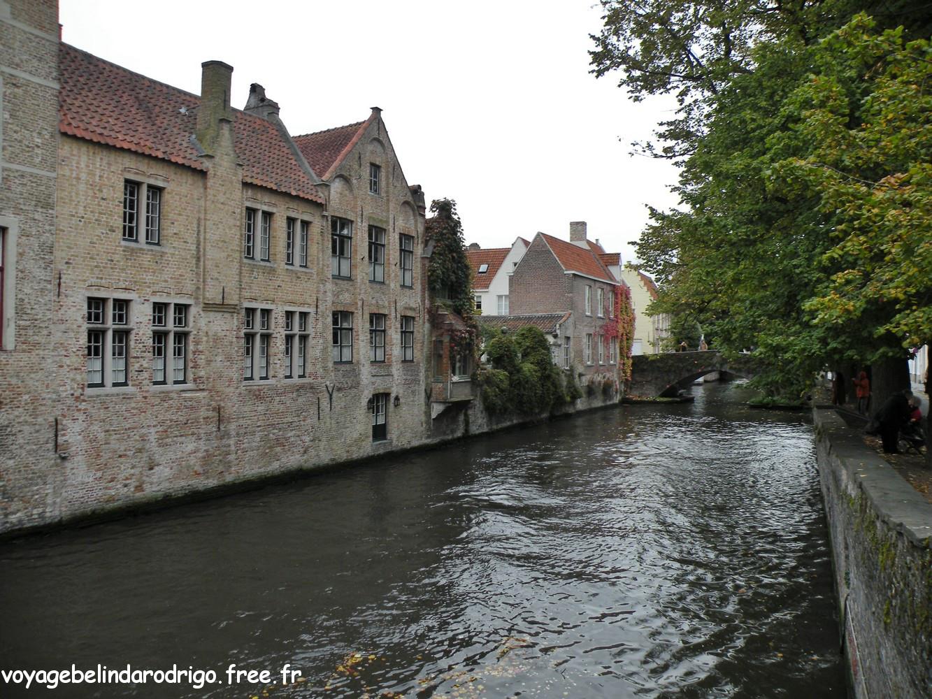 Canaux - Bruges