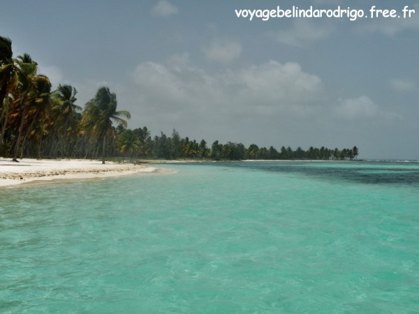 Canto de la Playa - Isla Saona