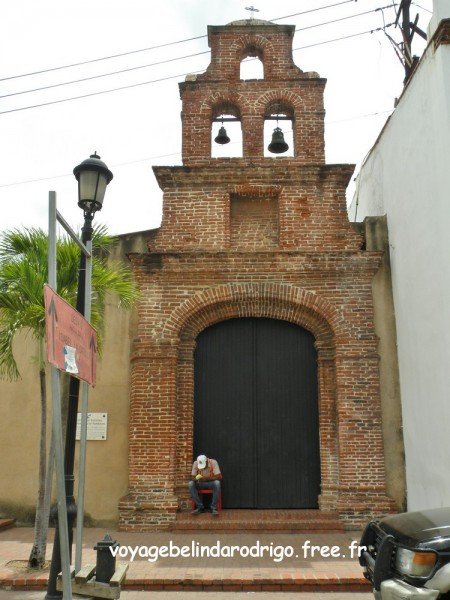 Capilla de los remedios - Santo Domingo