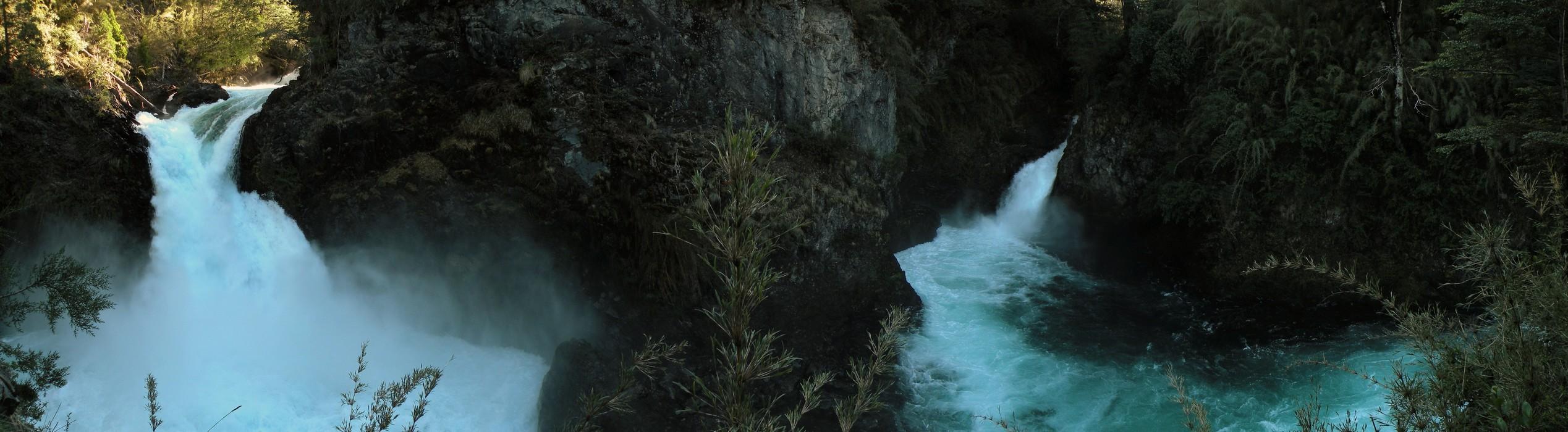 Cascade Los Alerces - Parc Nahuel Huapi - Bariloche