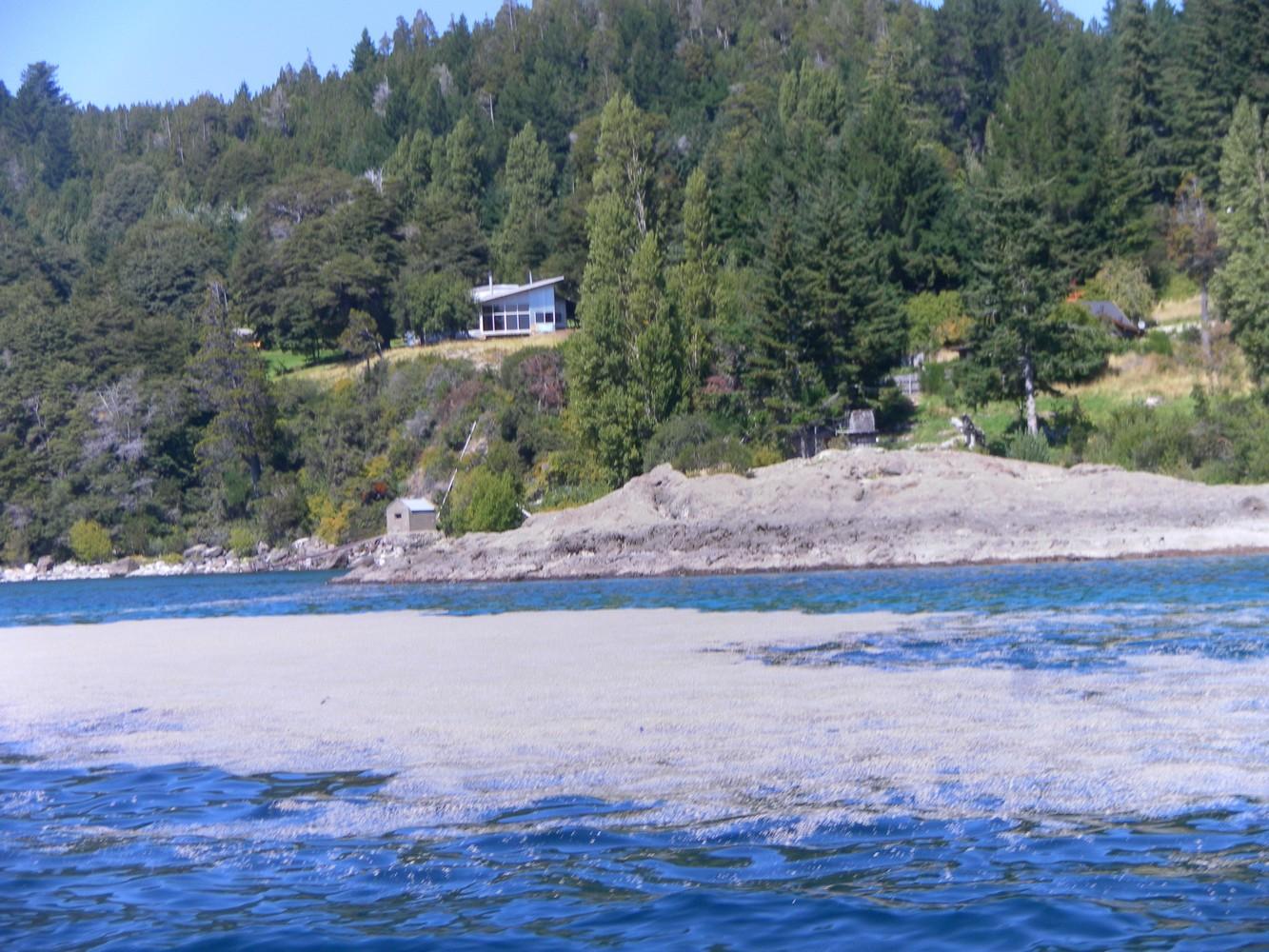 Cendres - Lac - Bariloche