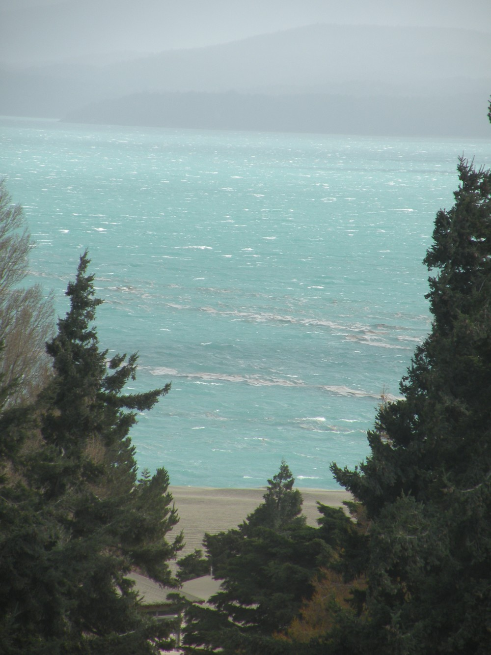 Cendres - Lac Nahuel Huapi - Bariloche