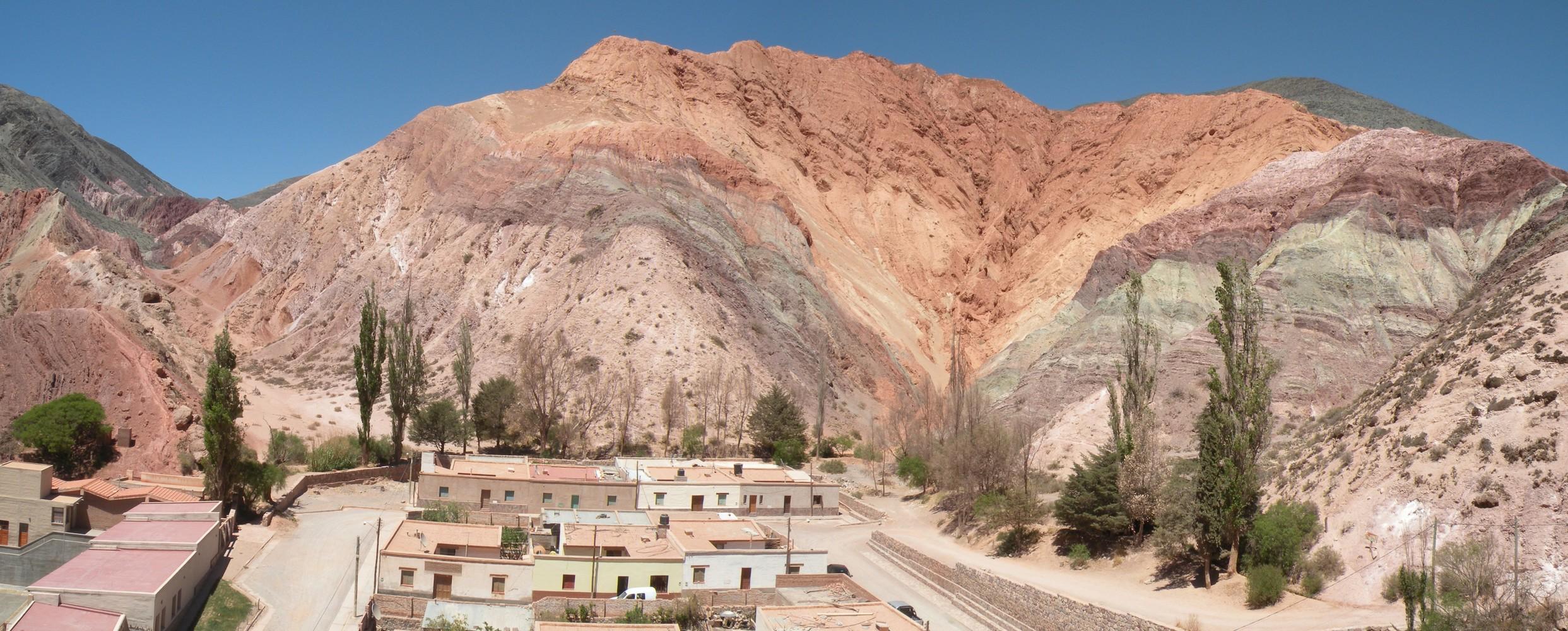 Cerro 7 Colores - Purmamarca