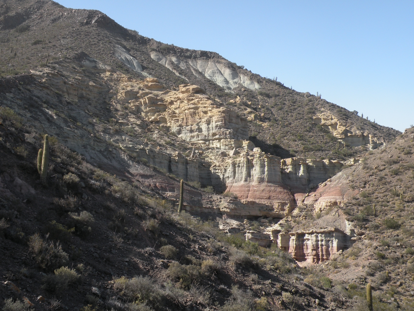 Cerro Morado - Ischigualasto