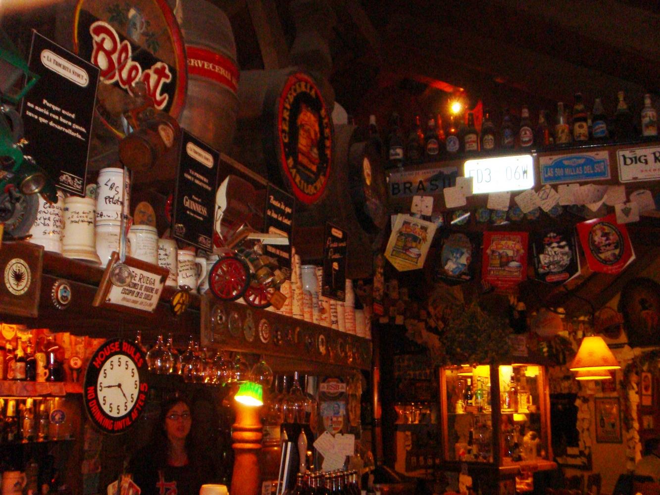 Cervecería Blest - Bariloche