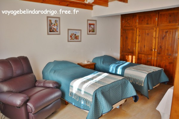 Chambre 1 sdb privée - Chez Mary - Bariloche