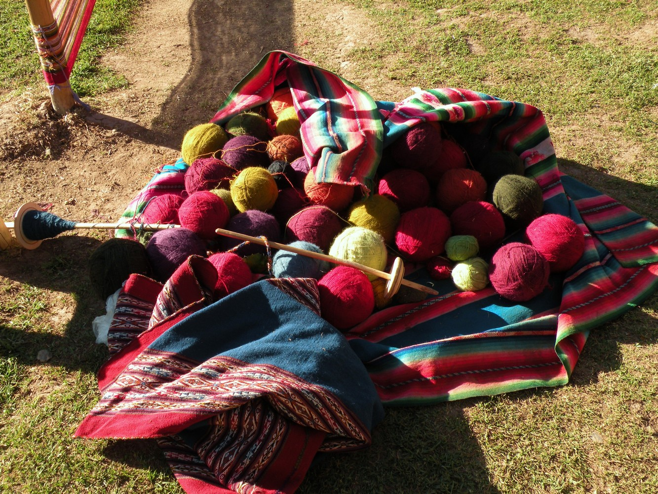 Chinchero - Atelier de tissage