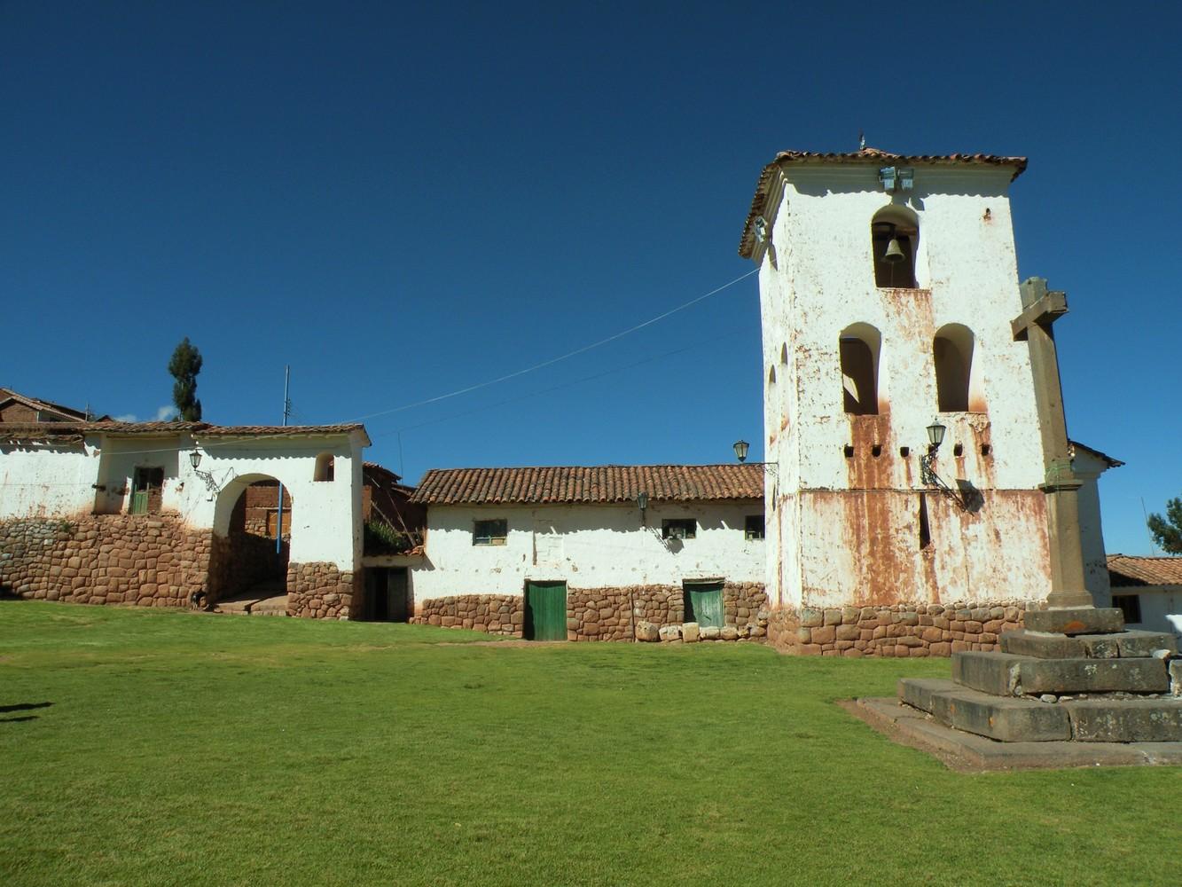 Chinchero - Ruines