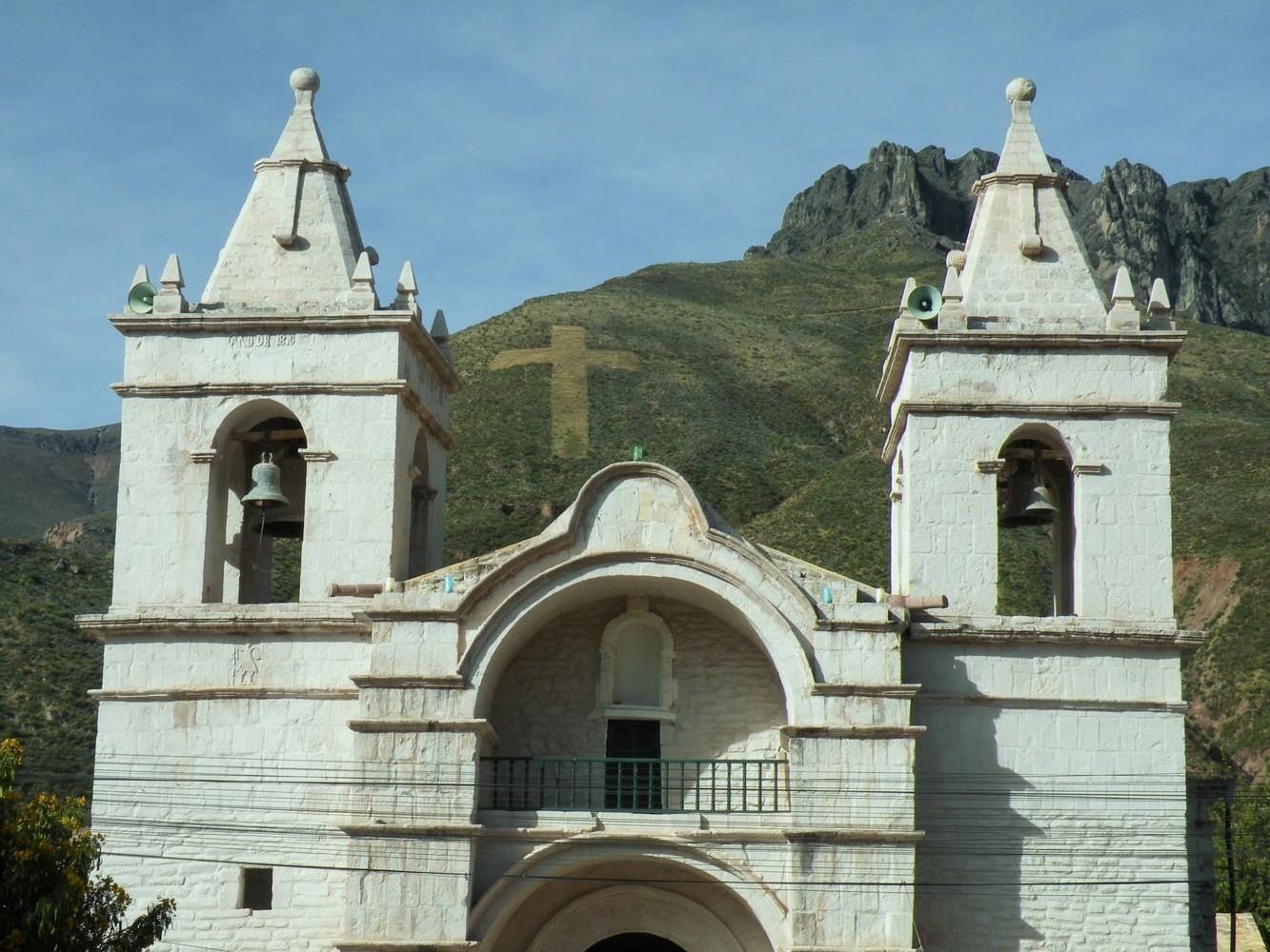 Chivay - Iglesia Martin Muñoz