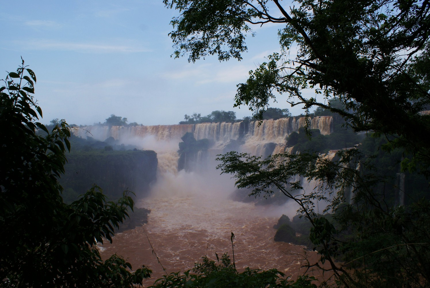 Circuito Inferior –- Parque Nacional Iguazú