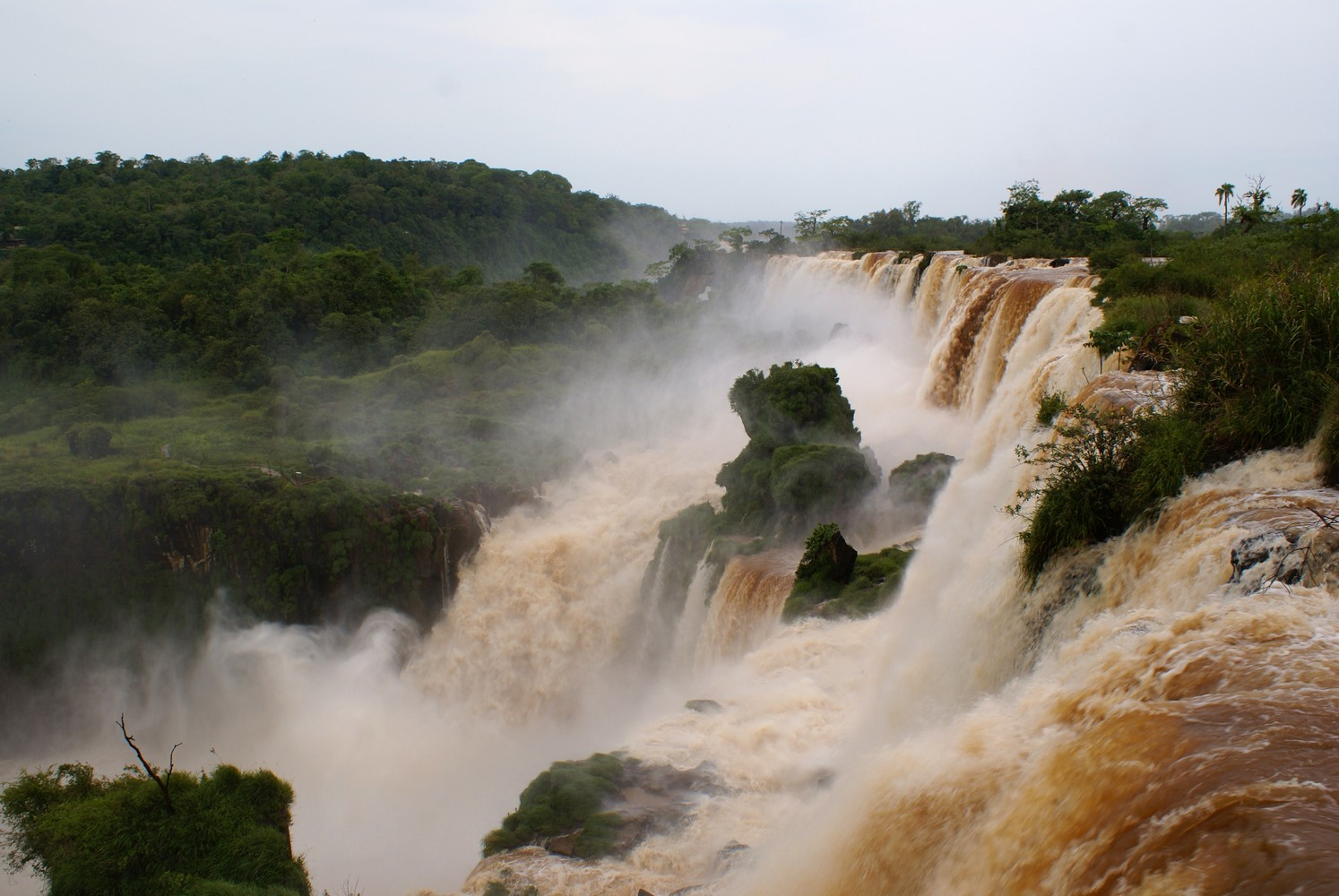 Circuito Superior – Parque Nacional Iguazú