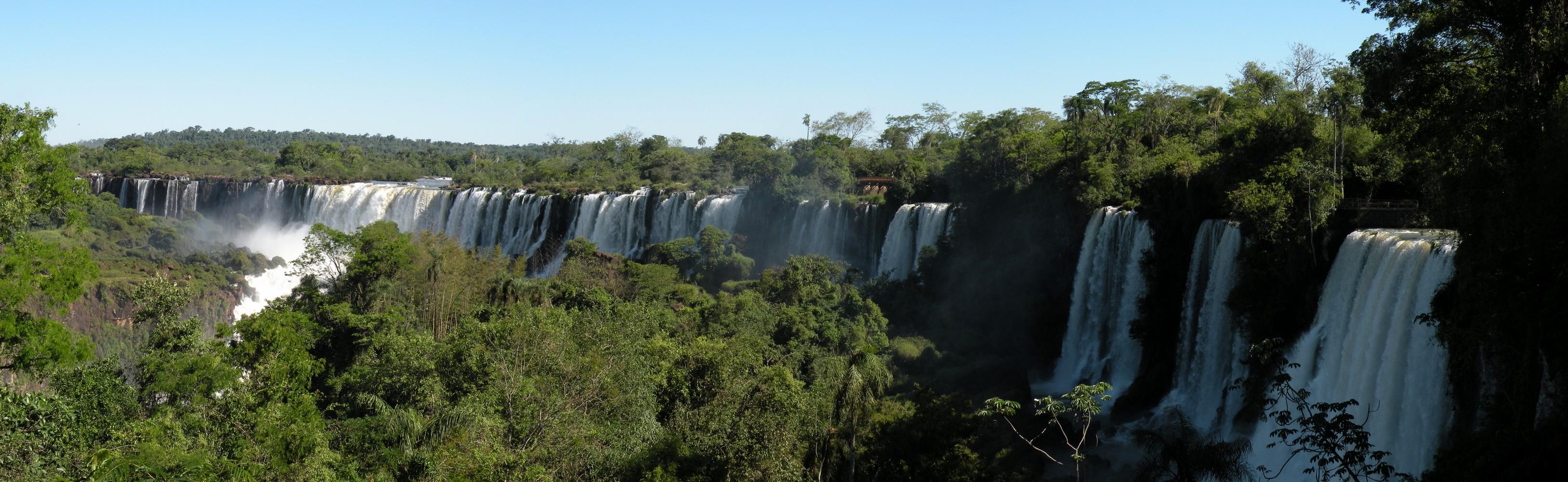 Circuito Superior - Parque Nacional Iguazú