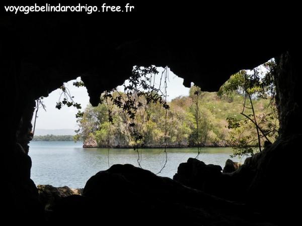 Cueva de la Arena - Parque Nacional Los Haitises