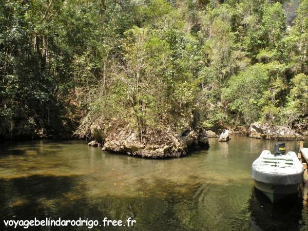 Cueva de la Linea - Parque Nacional Los Haitises