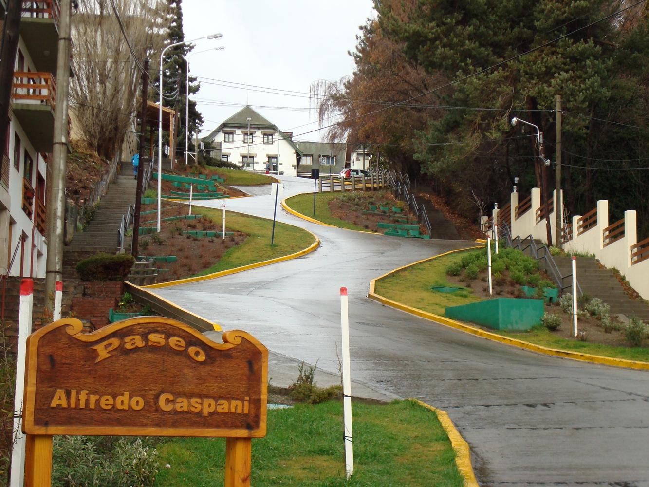 Paseo Alfredo Caspani - Bariloche