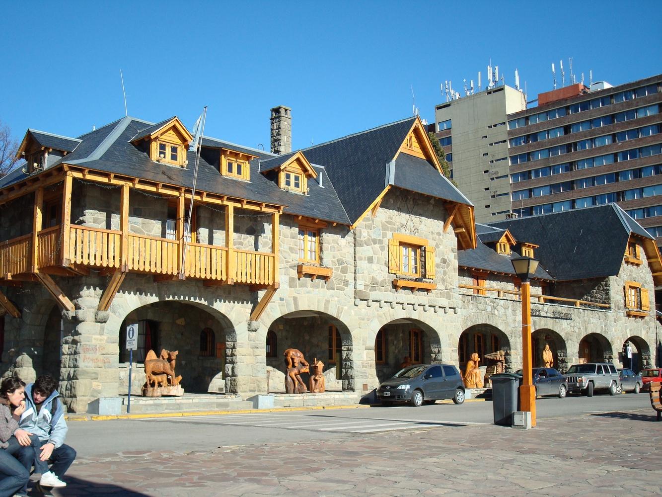 Centro Cívico – Bariloche