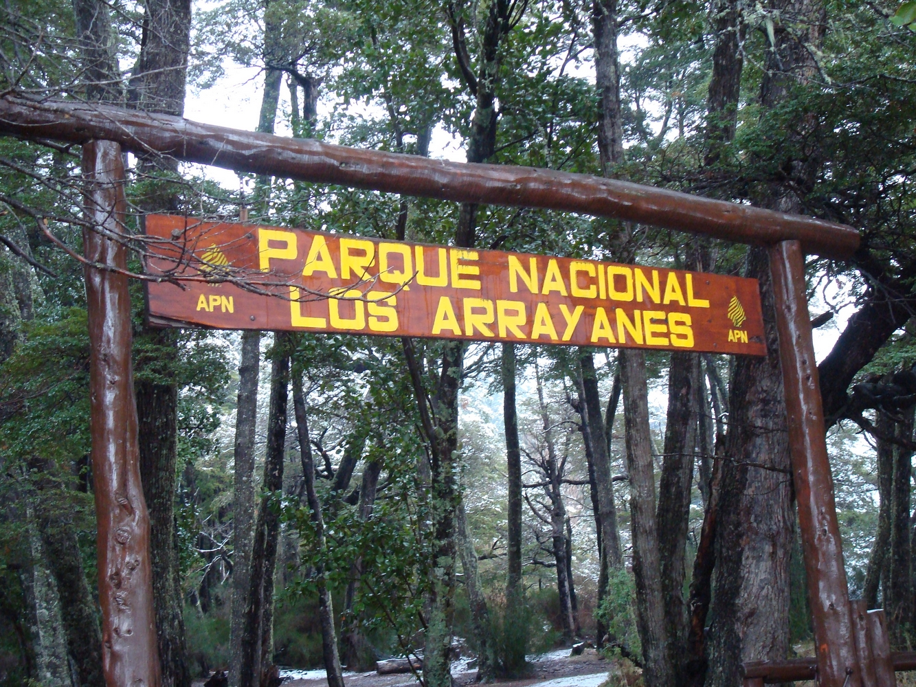 Parc National d'Arrayanes