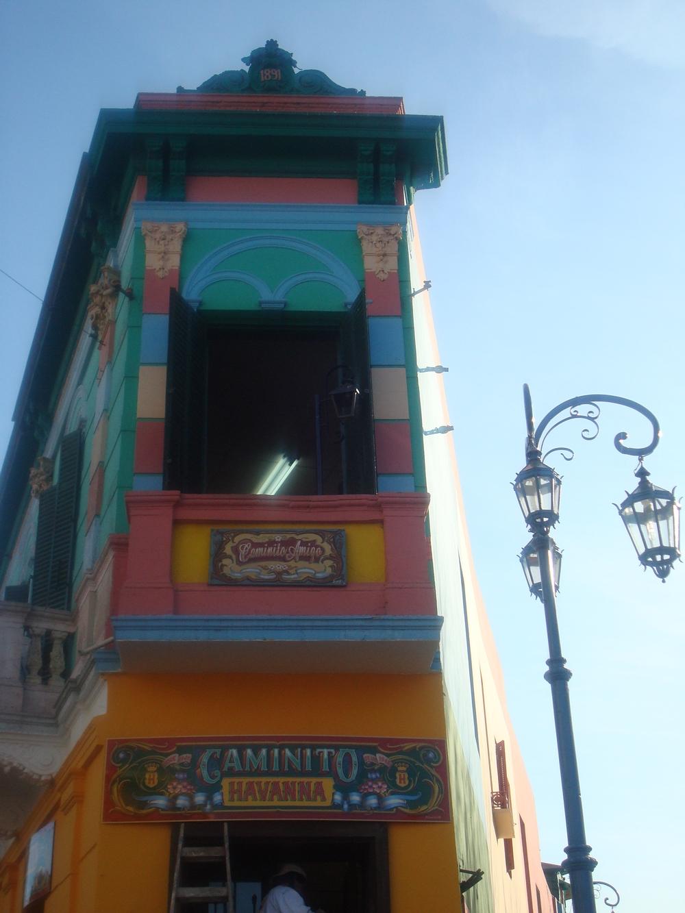 Caminito - Boca