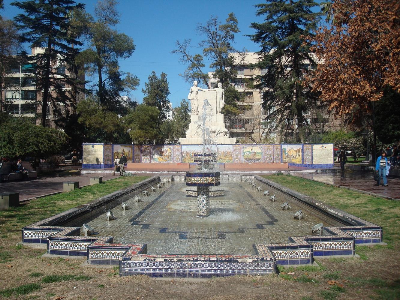 Place España
