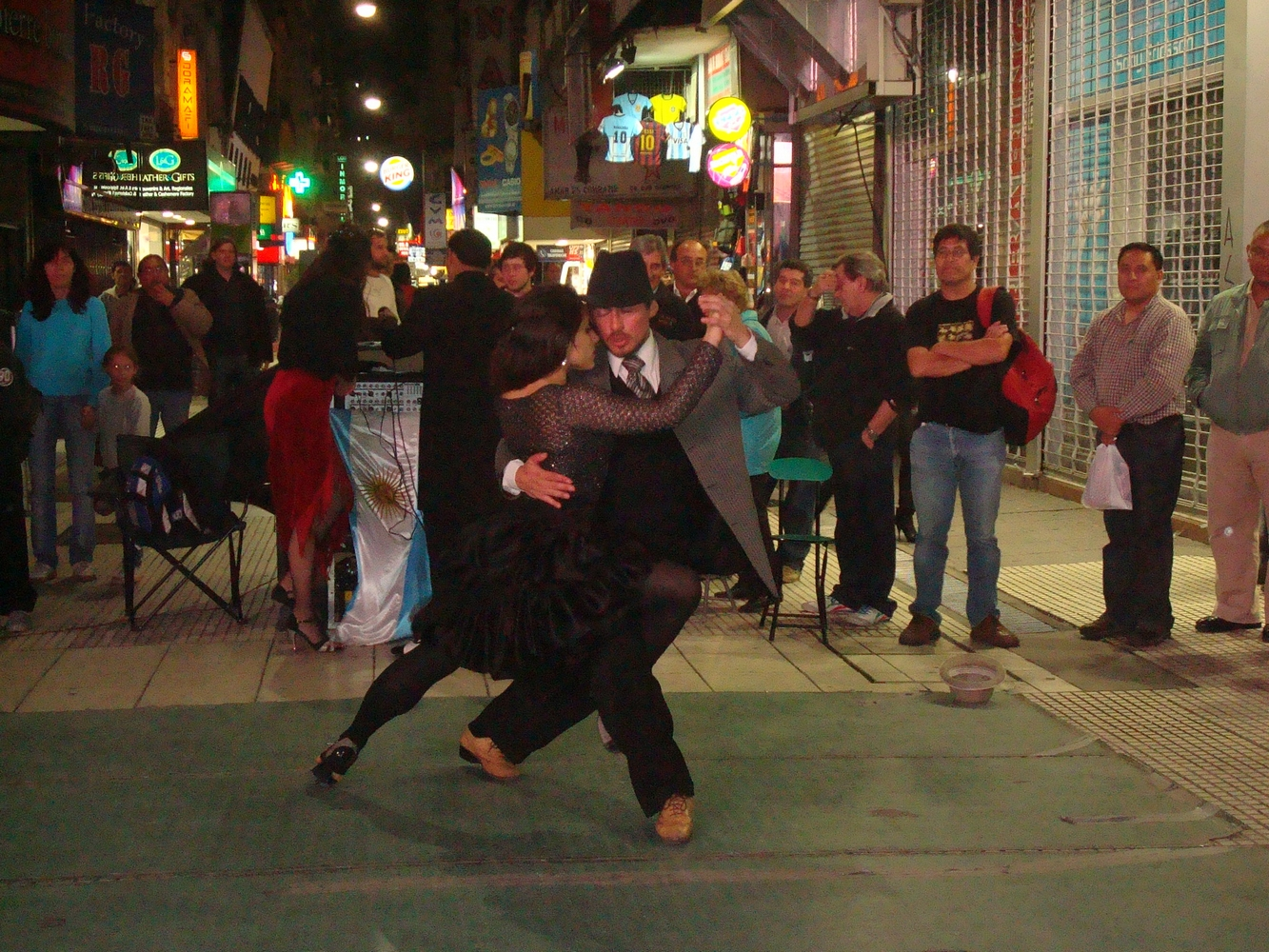 Danseurs Tango - Florida