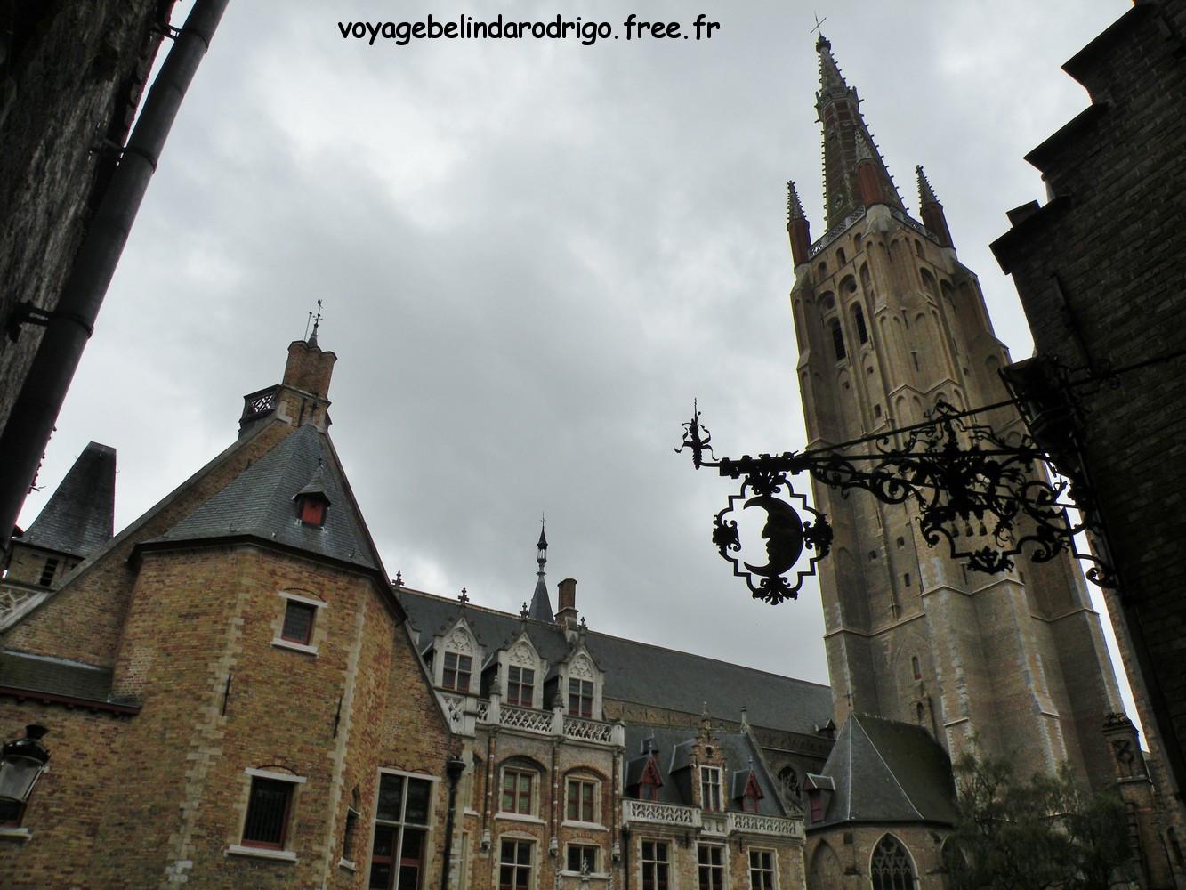 Eglise Notre Dame - Bruges