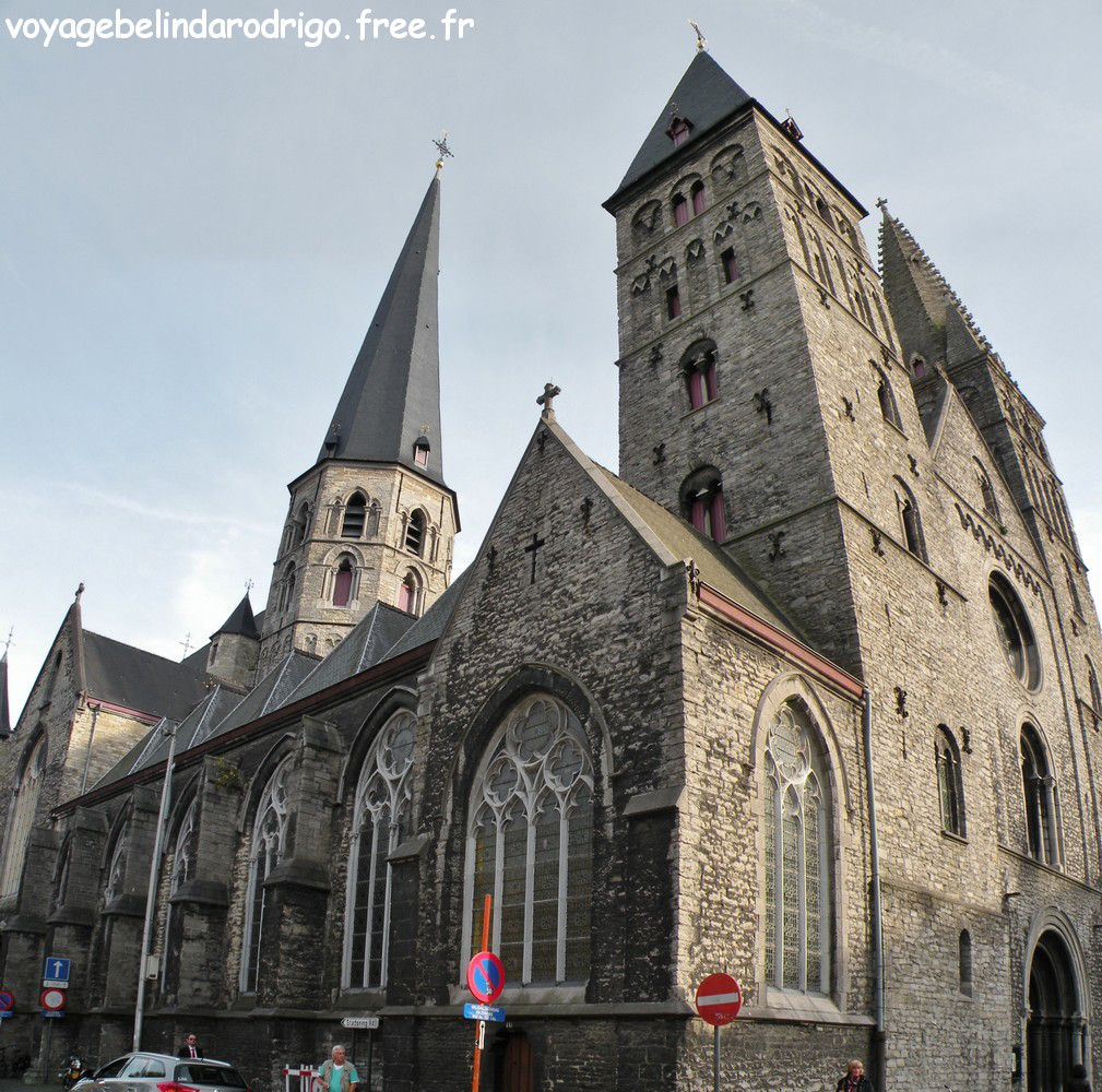 Eglise Saint Jacques - Gand