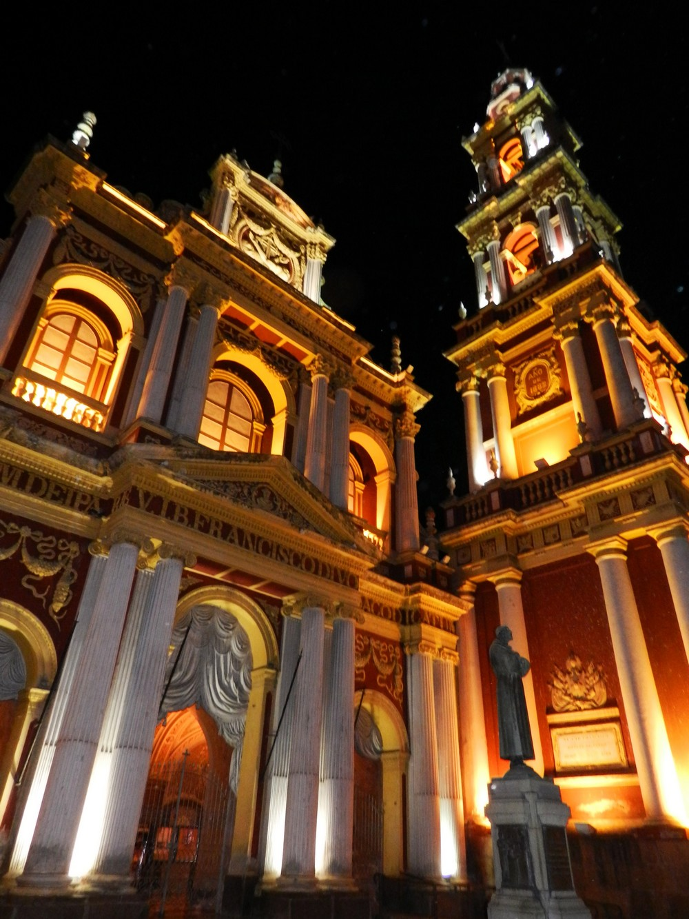 Eglise San Francisco - Salta