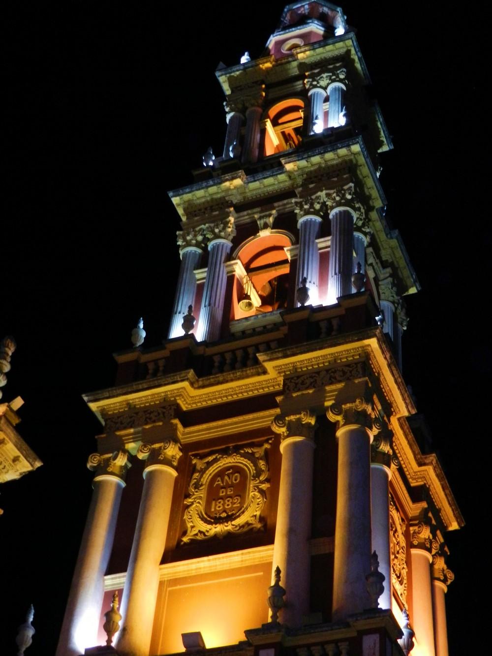 Eglise San Francisco - Salta