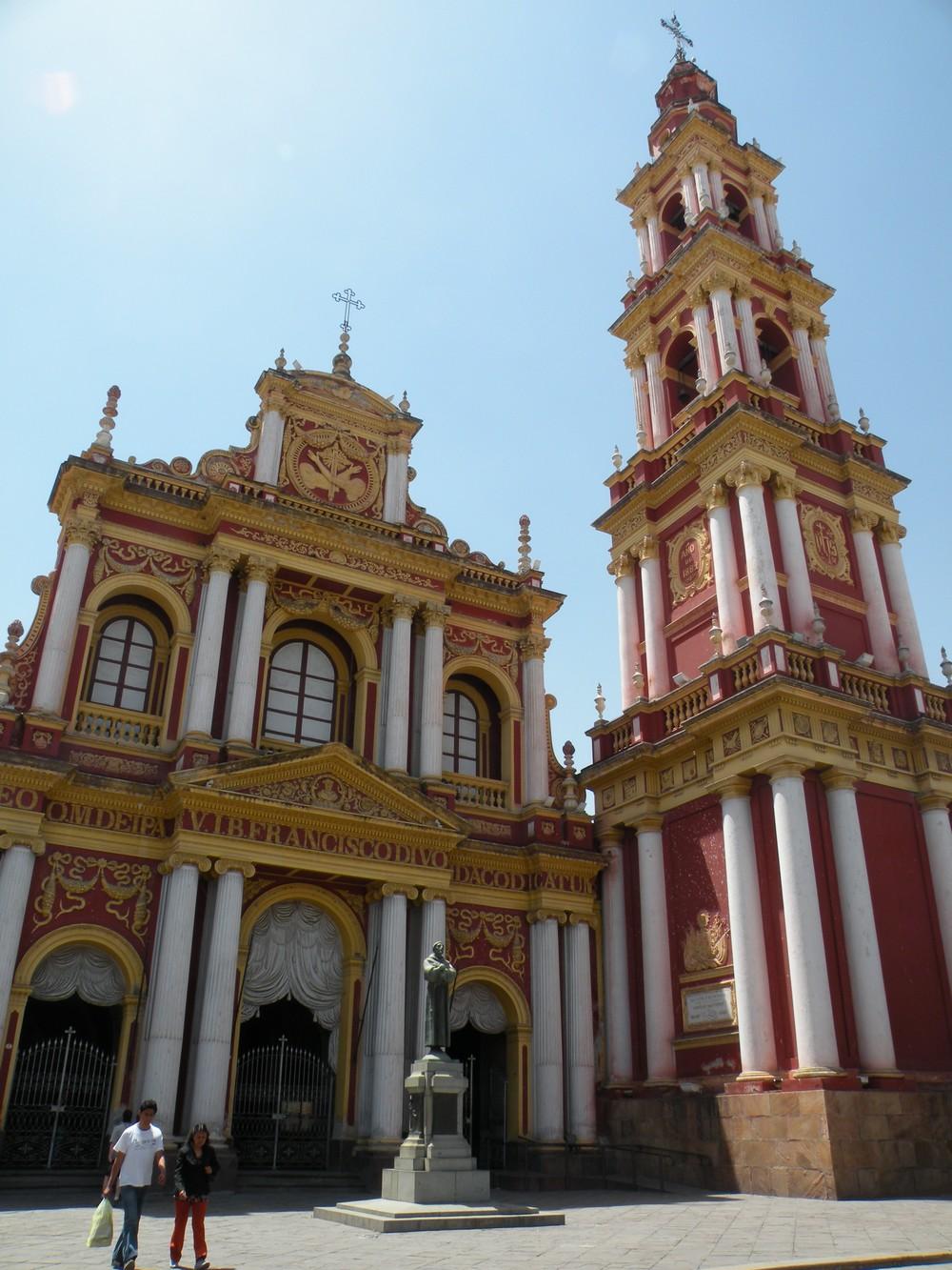 Iglesia San Francisco - Salta