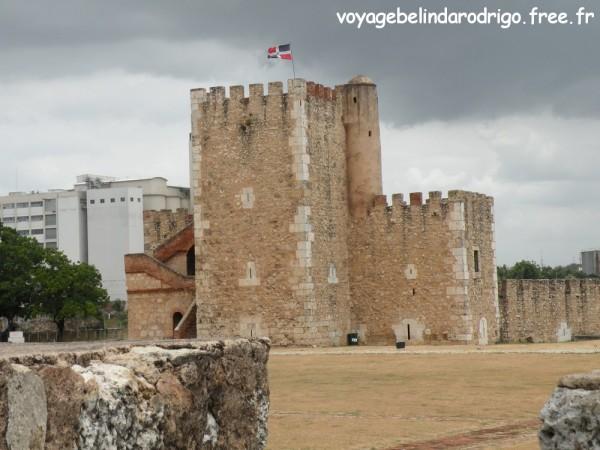 Fortaleza Ozama - Santo Domingo