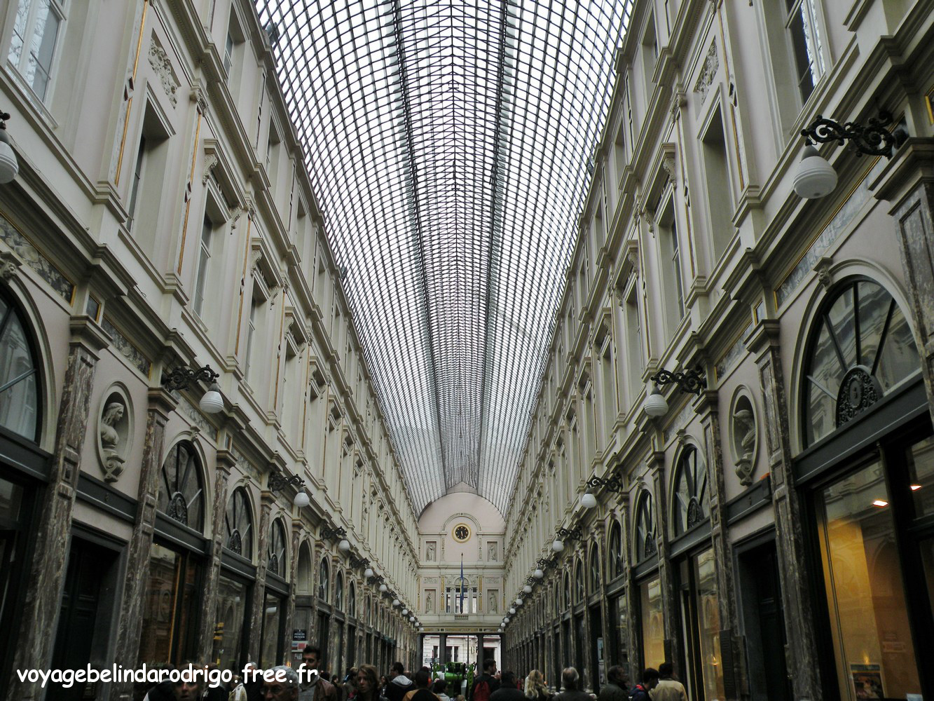 Galeries royales - Bruxelles