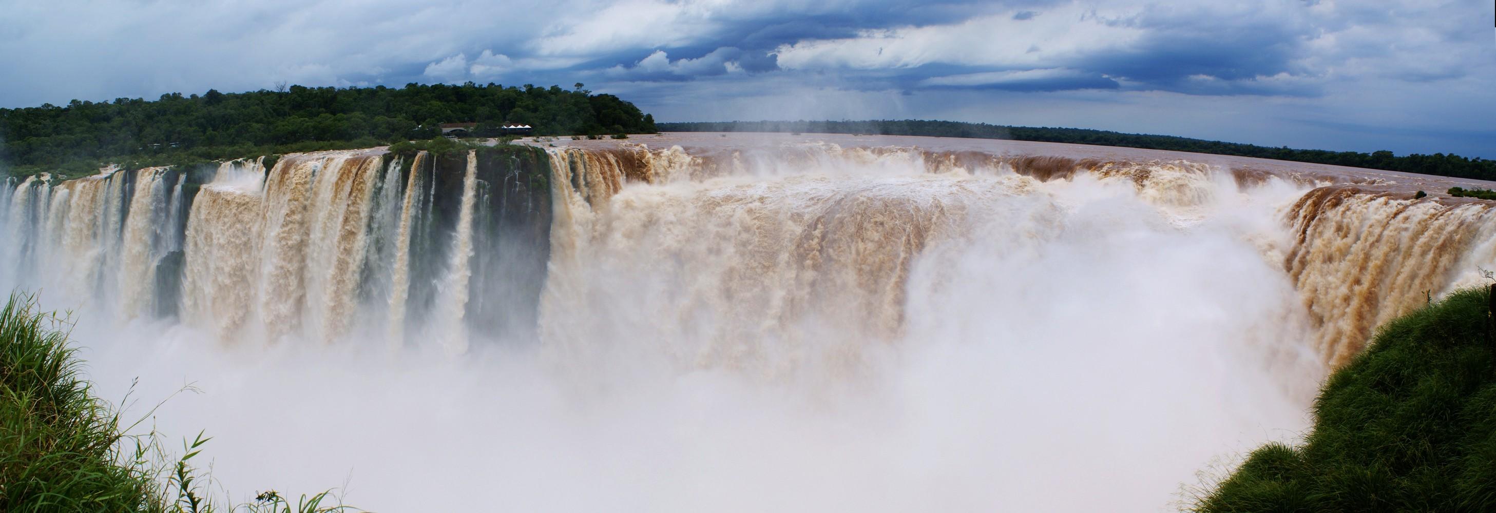 Garganta del Diablo – Parque Nacional Iguazú