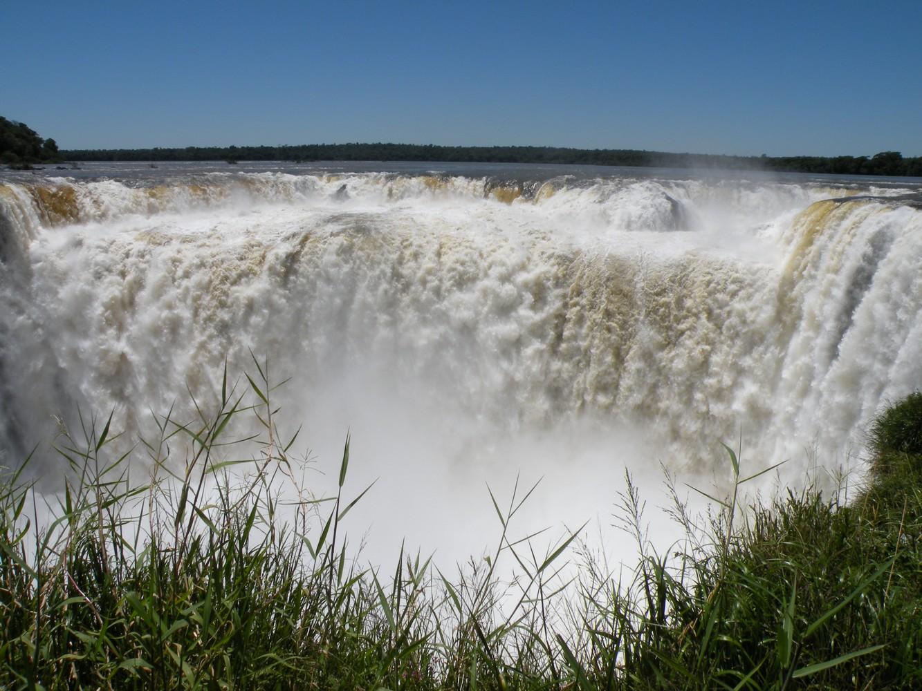 Garganta del Diablo - Parque Nacional Iguazú